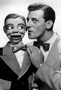 The Bigelow Show featured the ventriloquist Paul Winchell and his dummy Jerry Mahoney in one segment and mental telepathist Dunninger in another broadcast from 1948 to 1949 for only one season