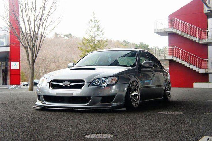 subaru-legacy-gt-gray | Rides & Styling