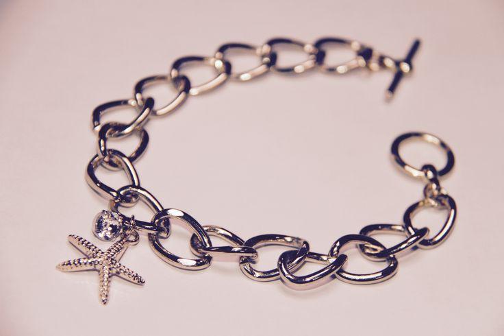 Sea Inspired Gold Chic Bracelet