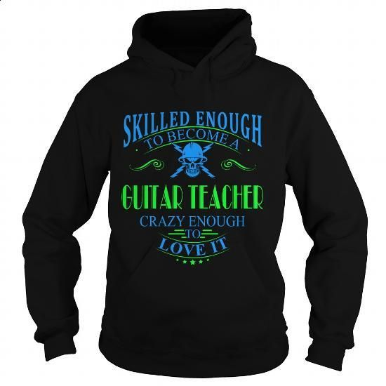 GUITAR TEACHER_ - #hooded sweatshirt dress #hooded sweatshirt. PURCHASE NOW…