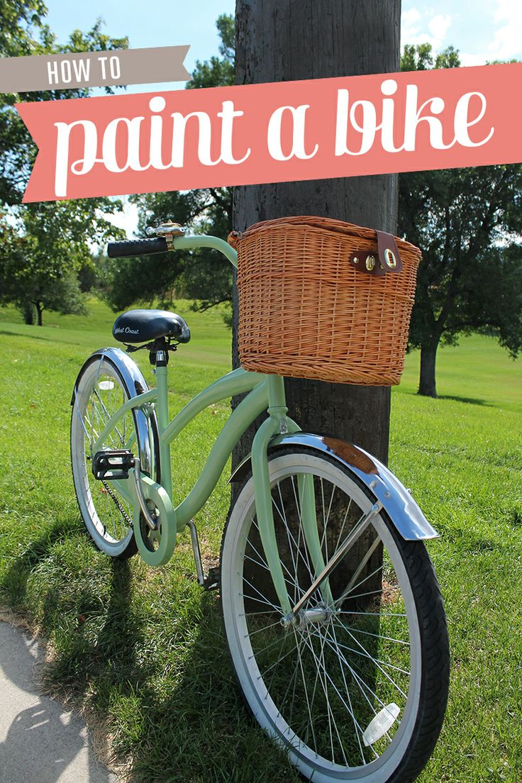 Look jeremy s bicycle rack apartment therapy - Lynn Lou Diy How To Paint A Bike