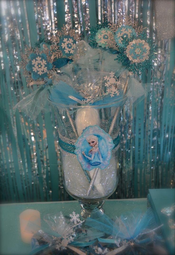 232 best Frozen Birthday party images on Pinterest | Frozen birthday ...