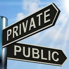 pubblico o privato