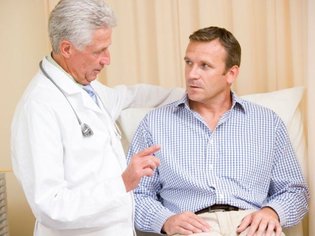 Prostate cancer male enhancement