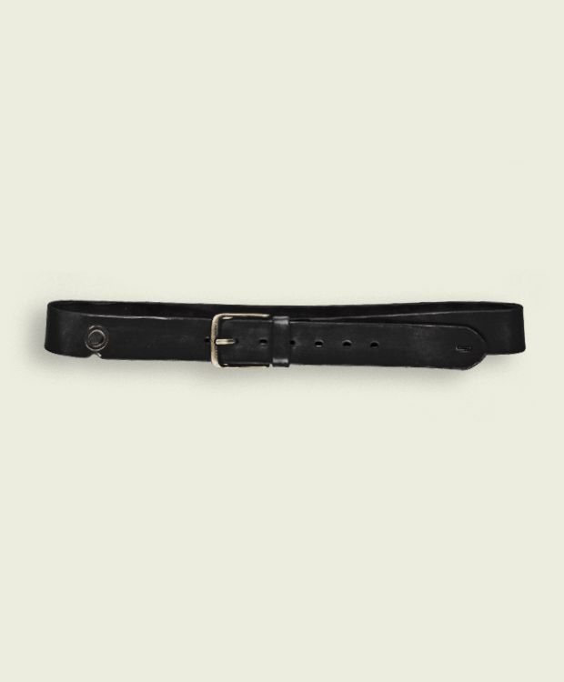 Arnhem - Black  Belt High 4,0 cm  100% Made in Italy - Verona  Certified Original Italian Product  Real Leather  Handmade  Vintage Aviation Department   £39