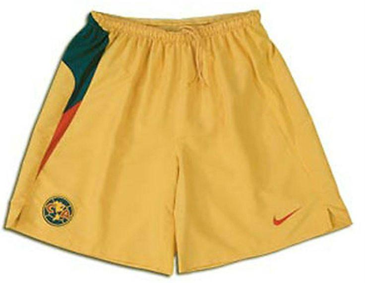 NIKE CLUB AMERICA AGUILAS HOME SHORT 2007/08.