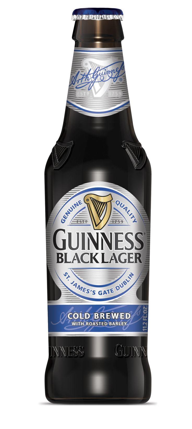 Guinness Black Lager Review #beer #guinness #reviews