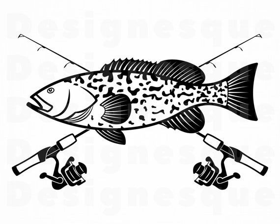 Download Grouper Fish Fishing Svg Fishing Logo Svg Fish Svg Fishing Etsy Fishing Svg Fish Clipart Fish Logo
