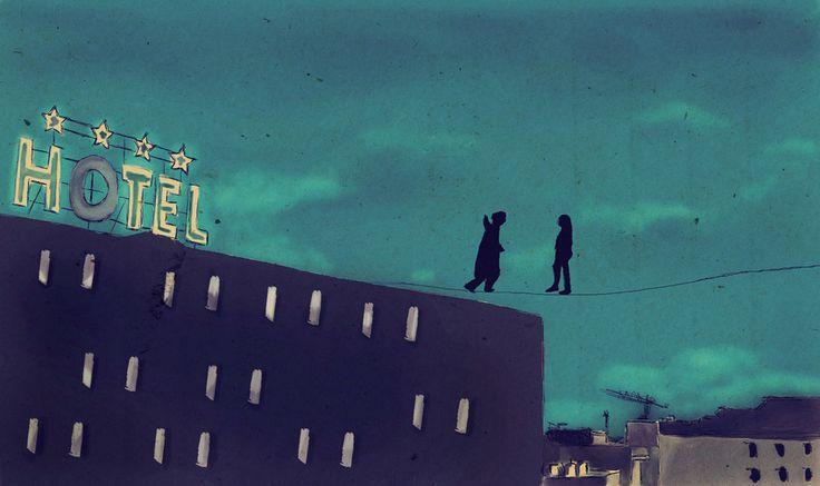 Oniria e insomnia (La noche eterna + Los días no vividos) - (Eva Gómez)