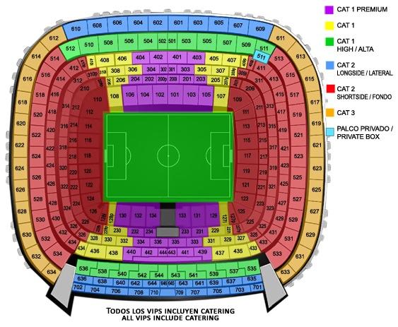 Santiago Bernabeu stadium. Home for Real Madrid football club. Choose the best seats available. #madrid #bernabeu