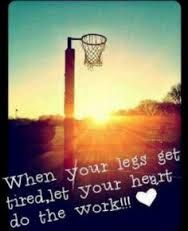 Image result for netball motivational quotes