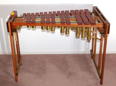how to build your own marimba