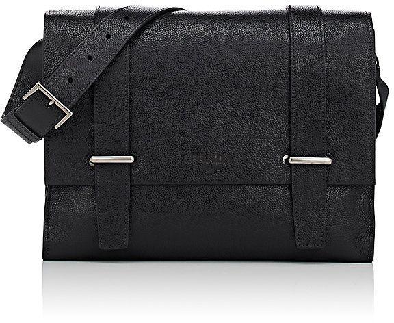 Prada Men's Small Messenger Bag