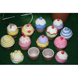 cupcake en porcelana fria paso a paso - Buscar con Google