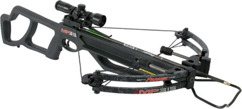 Parker Ambusher Crossbow  Multi Reticle Scope