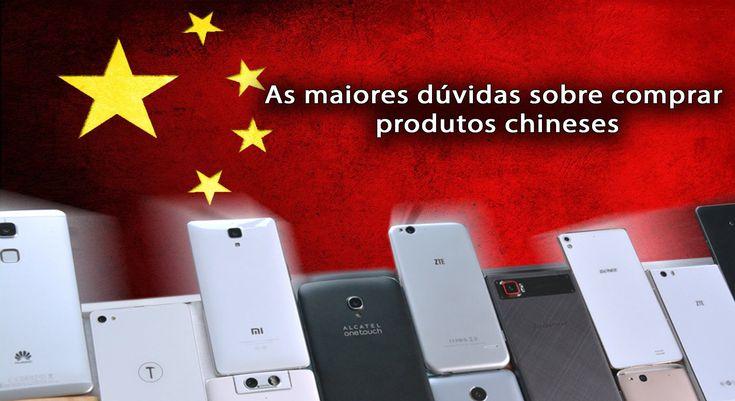Vale a pena comprar em lojas chinesas! Veja o vídeo e comprove.