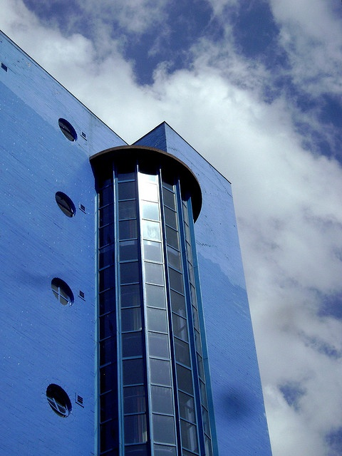 custard factory, Birmingham, UK by *Nom & Malc, via Flickr #England