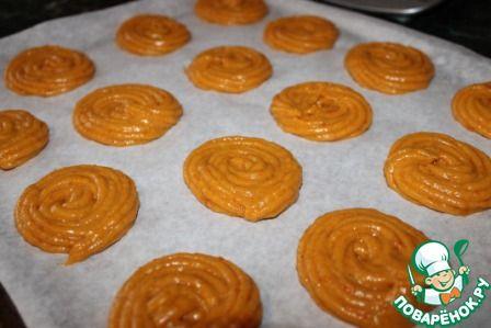 """Тыквенные пирожные со сливочной начинкой """"Аромат Италии"""" ингредиенты"""