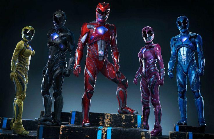 Los Nuevos Power Rangers | Smovies