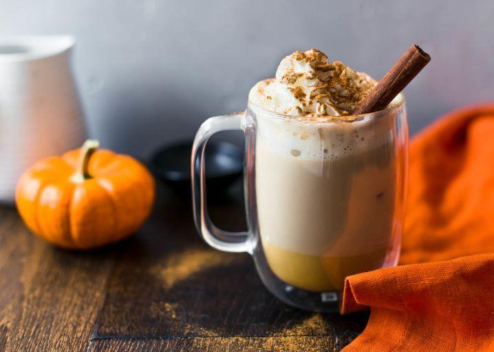 Make and share this Starbucks Pumpkin Spice Latte (Copycat) recipe from Genius Kitchen.
