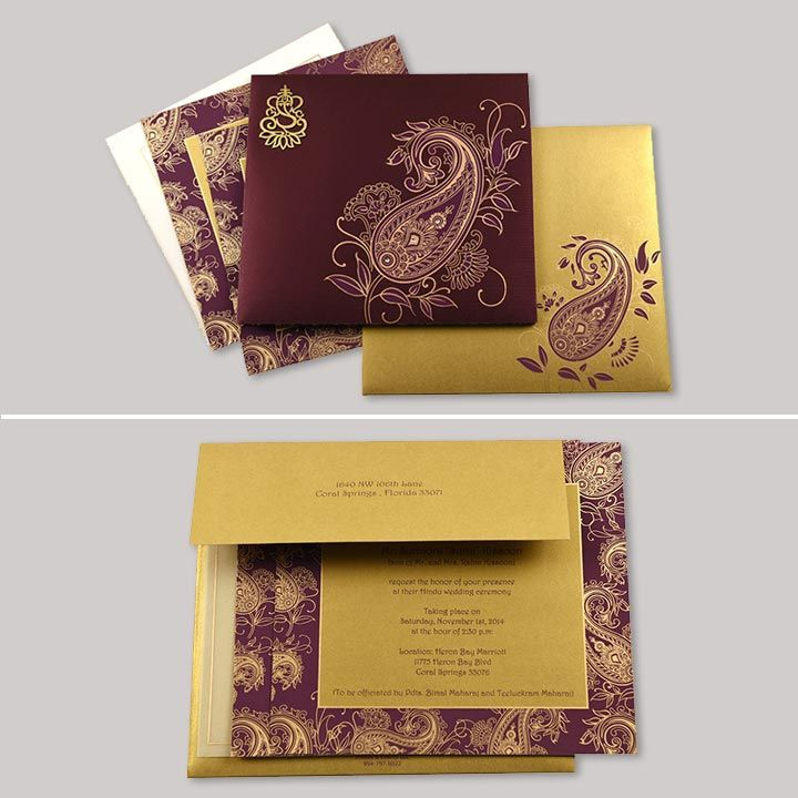 indian wedding hindu invitations%0A   Irresistible Hindu Wedding Cards to Enthral Your Guests