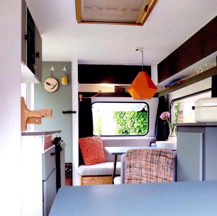 Caravan Kitchen Accessories: 25+ Best Ideas About Caravan Interiors On Pinterest