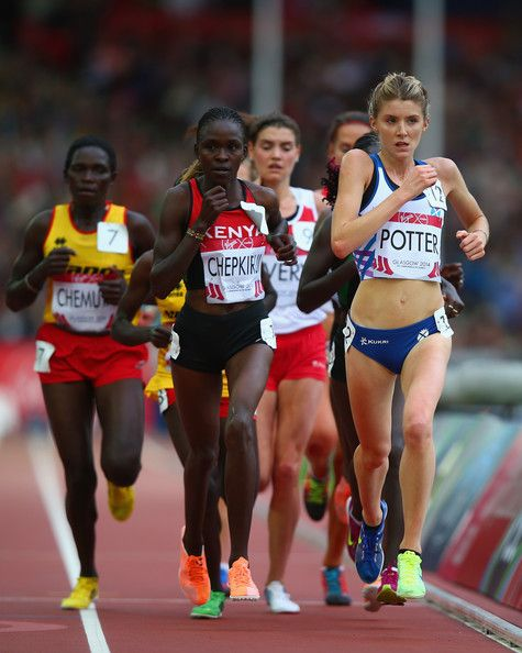 Beth Potter - 10,000 metres.
