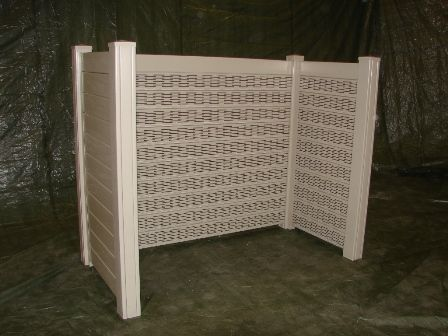 Noise Barrier Fencing Eco Friendly And Durable Outside