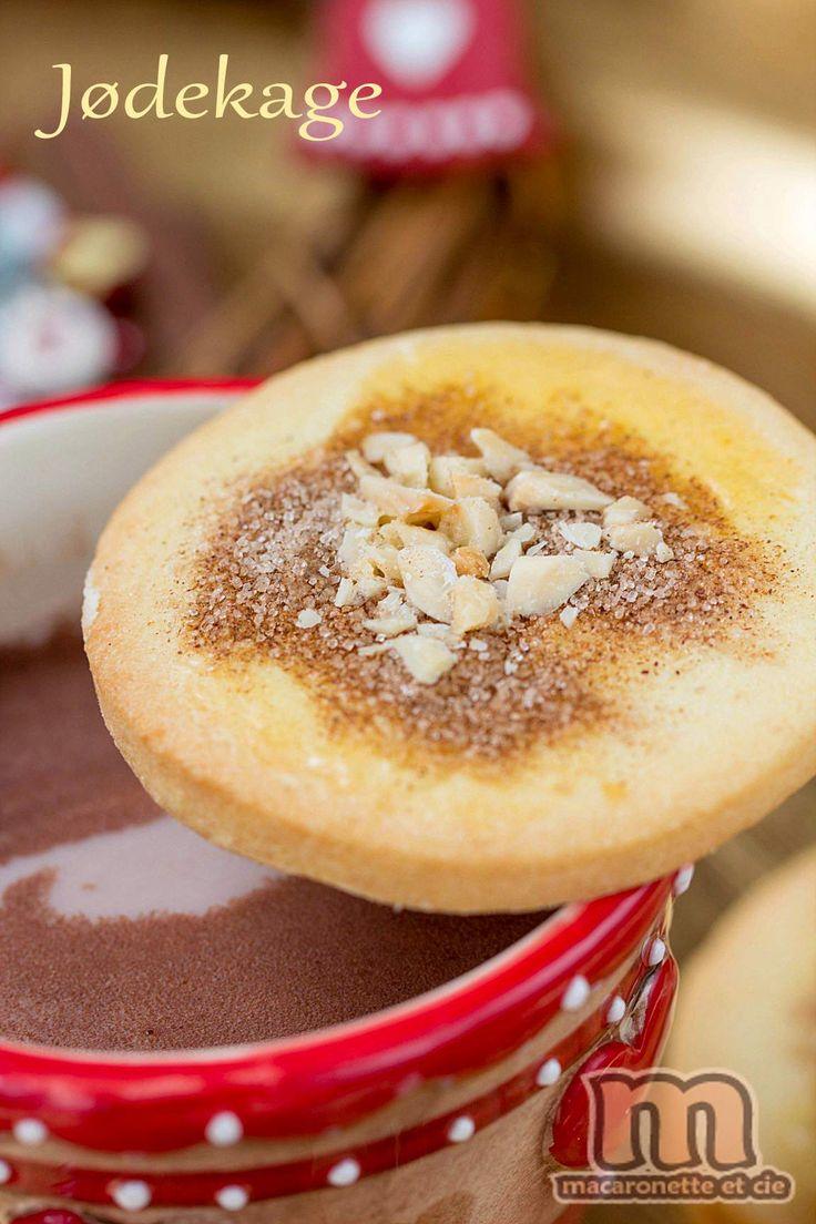 Jødekage - Petits gâteaux de Noël danois                                                                                                                                                                                 Plus