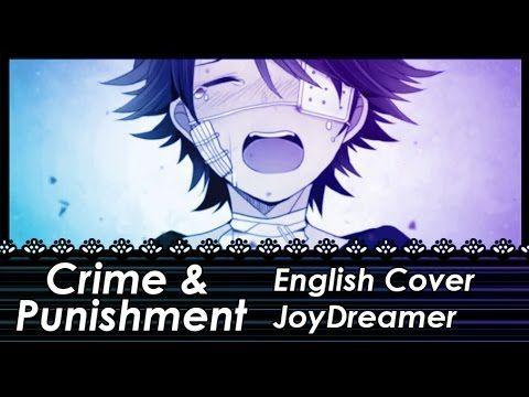 Crime & Punishment / 罪と罰 (English Cover) 【JoyDreamer】