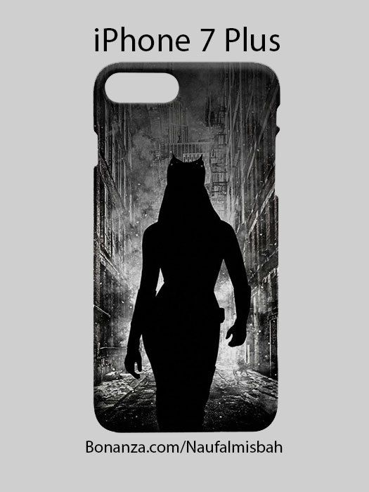 Catwoman iPhone 7 PLUS Case Cover Wrap Around