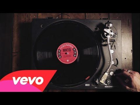 MKTO - Classic (Lyric Video)  ~~My new favorite song!!!! :D~~