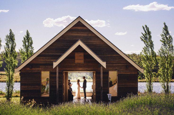 Daylesford wedding at Sault lavander farm. Tenille & Rogan www.shaunguestphotography.com.au