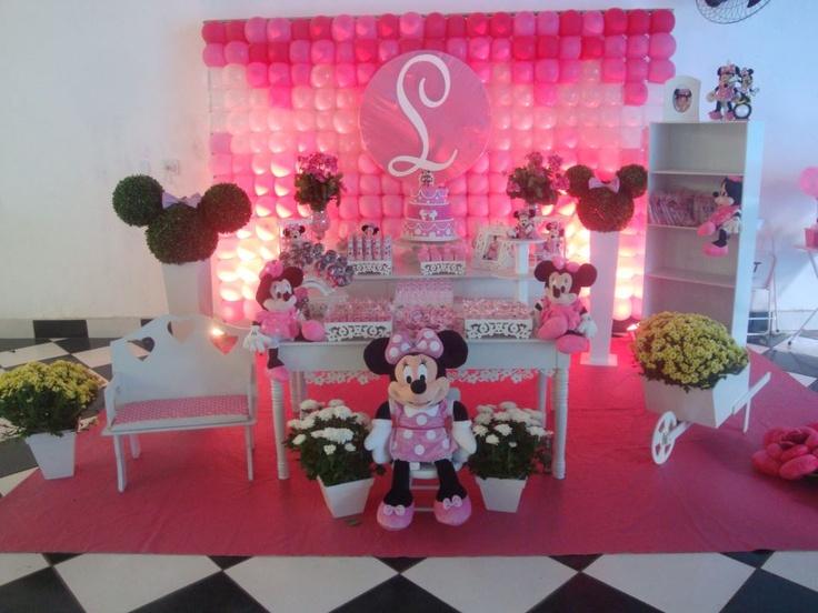Decoracion Minnie Rosada ~ Pinterest ? El cat?logo global de ideas