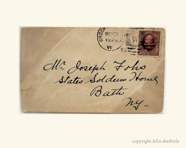vintage envelope: Vintage Postage, Inspiration Vintage, Handwritten Note, Hand Written