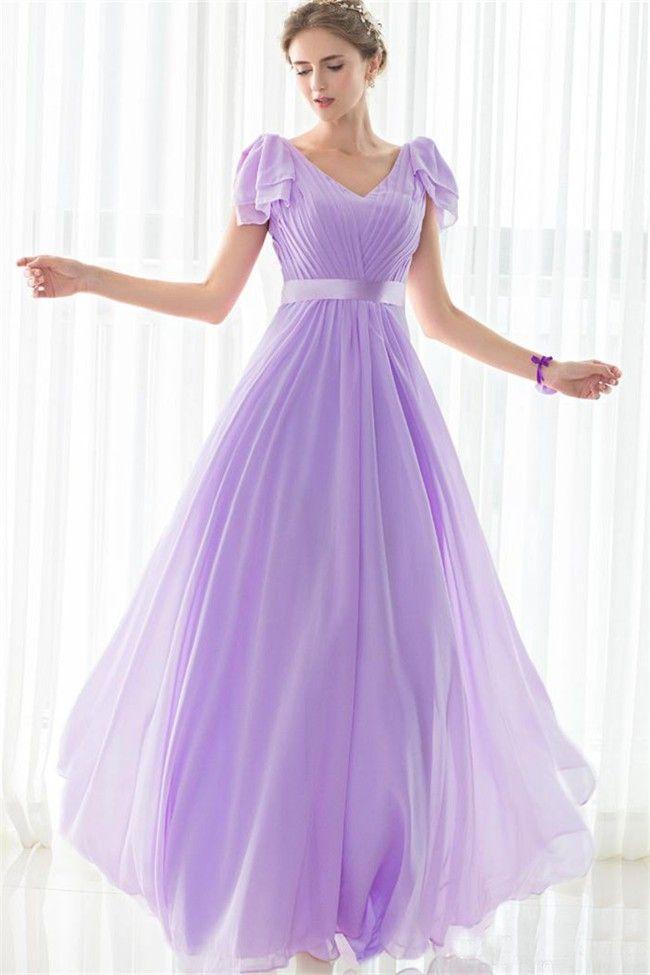 Mejores 40 imágenes de Lilac Prom Dresses en Pinterest | Sueños ...