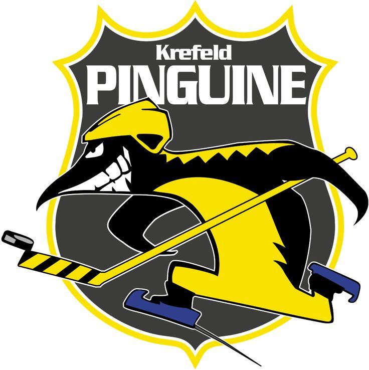 Krefeld Pinguine, Deutsche Eishockey Liga, Krefeld, North-Rhine-Westphalia, Germany