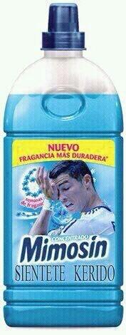 Cristiano Ronaldo el nuevo Mimosín