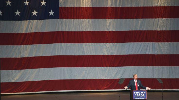 Hillary Clinton's Campaign Goads Donald Trump Into Reacting To TV Ads : NPR