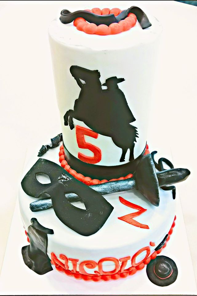 Torta di Zorro al cioccolato!
