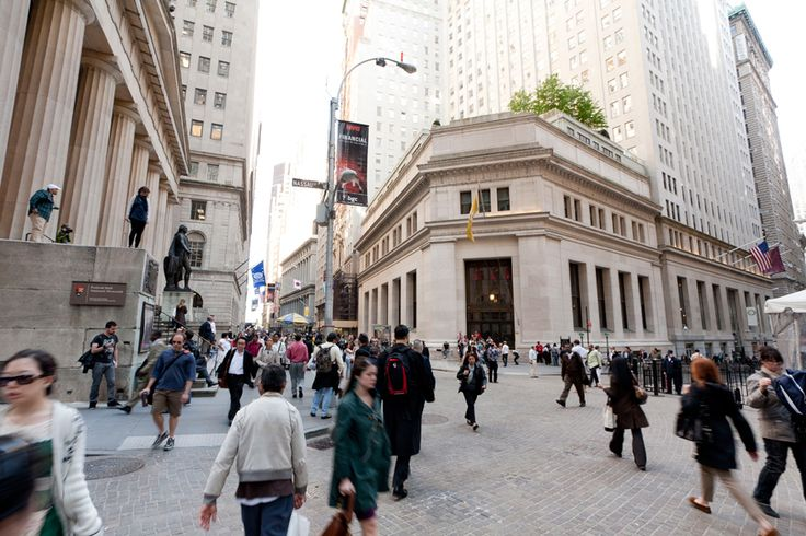 Wall Street| newyorkcity.gr