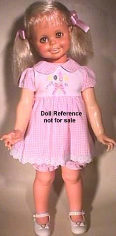 1969 1970 Ideal Betty Big Girl Doll 32 Quot Tall Vinyl Doll