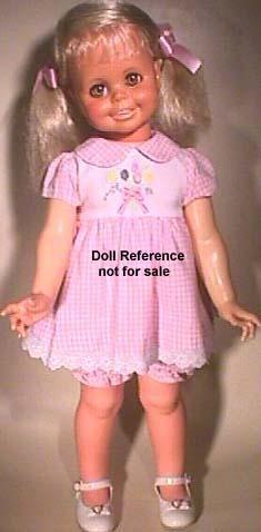 1969 1970 Ideal Betty Big Girl Doll 32 Quot Tall Vinyl Doll