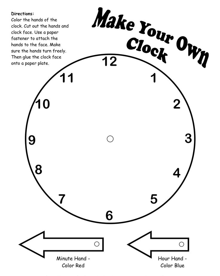 79 best images about clocks telling time on pinterest. Black Bedroom Furniture Sets. Home Design Ideas