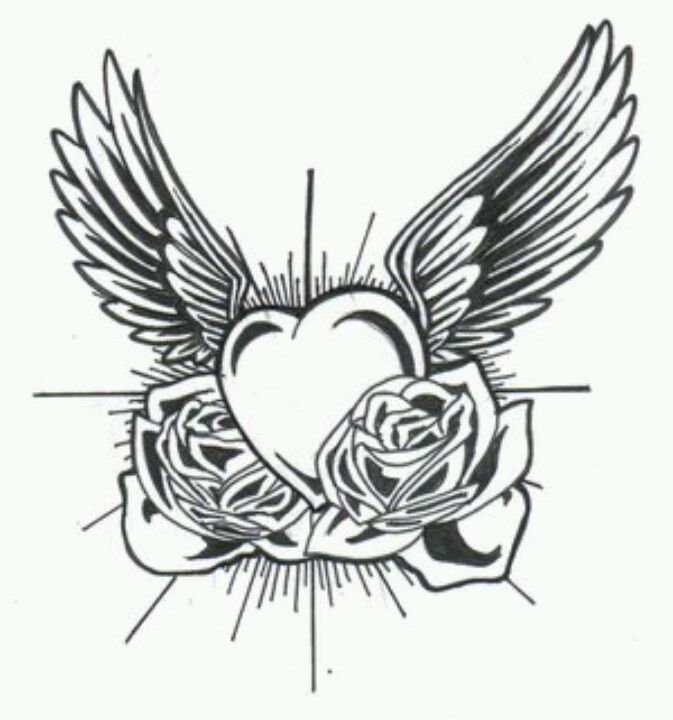 40 best broken heart with wings tattoo images on pinterest wing rh pinterest co uk tattoo heart with wings designs chest tattoo heart with wings
