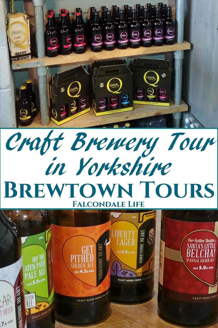 Craft Brewery Tour in Yorkshire with Brewtown Tours – Review