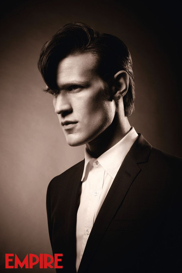 'Doctor Who's Matt Smith channels David Bowie in new photoshoot - pics - Doctor Who News - Celebrity - Digital Spy