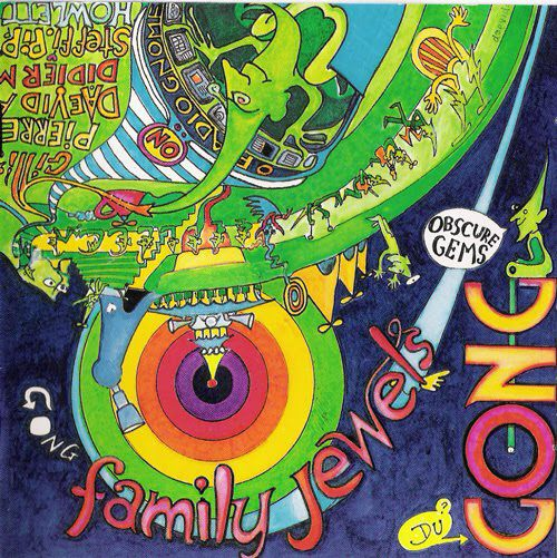 Gong - Gong was formed in 1967, after Allen—then a member of Soft Machine—was denied re-entry to the United Kingdom because of a visa complication. Allen remained in France where he and a London-born Sorbonne professor, Gilli Smyth, established the first incarnation of the band. This line-up, including Ziska Baum on vocals and Loren Standlee on flute,[2] fragmented during the 1968 student revolution, with Allen and Smyth forced to flee France for Deià in Majorca.