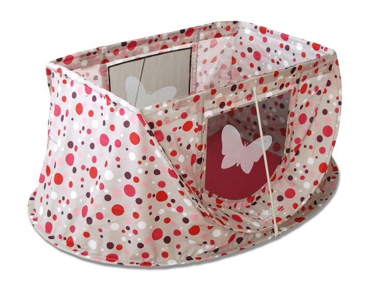Magicbed - port gratuit - very nice product, money well spent and the polka dots are just darling. Also the size is fairly nice!