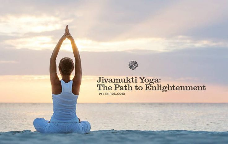 Jivamukti Yoga: The Path to Enlightenment - via @psyminds17